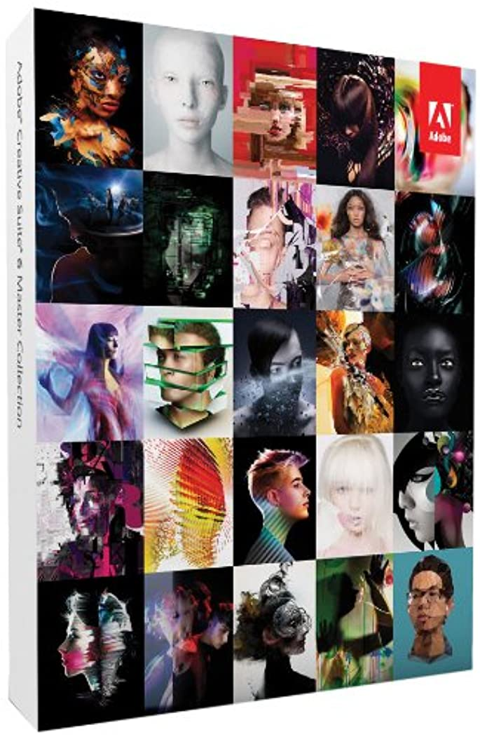Adobe Creative Suite 6 Master Collection Macintosh版 (旧製品)