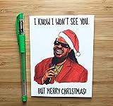 Stevie Wonderクリスマスカード