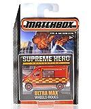 "Best マッチボックス車 - MATCHBOX 1:64SCALE ""RENAULT MASTER AMBULANCE"" マッチボックス 1:64スケール 「ルノー Review"