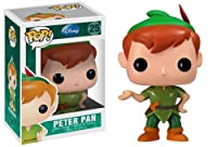 Funko - Figurine Disney - Peter Pan Pop 10cm - 0830395025513