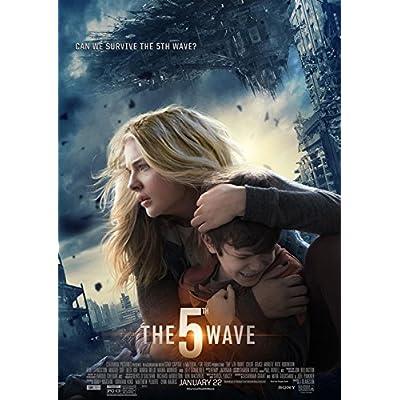 映画 フィフス ウェイブ ポスター 42x30cm クロエ・グレース・モレッツ The 5th Wave 2016 写真 クロエ グレース モレッツ Kick Ass Chloë Grace Moretz [並行輸入品]