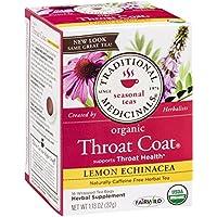 Traditional Medicinals ティースロートコートレモン