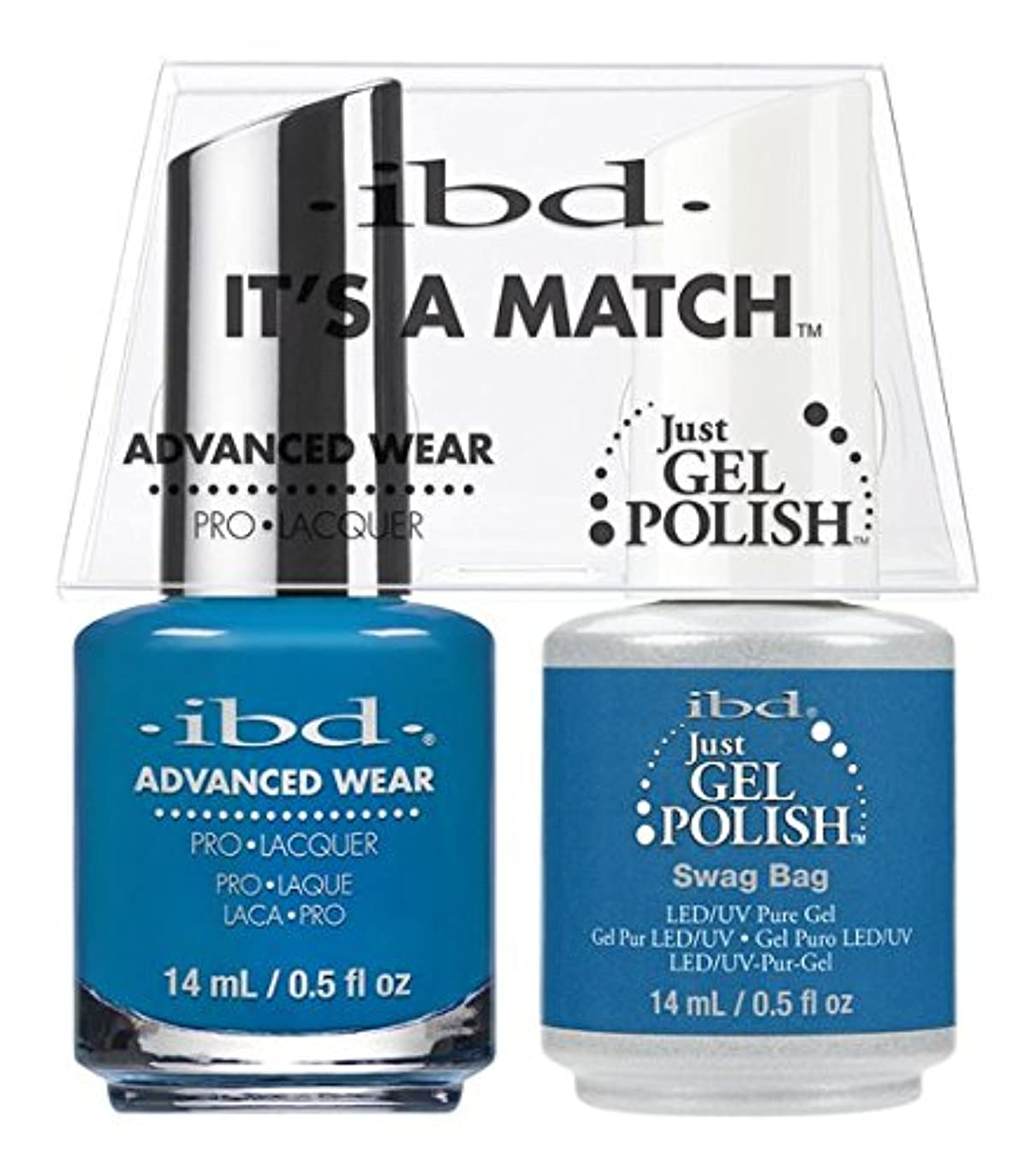 性能生む争うibd - It's A Match -Duo Pack- Swag Bag - 14 mL / 0.5 oz Each