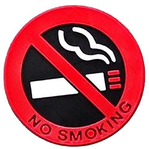 COM-SHOT 【 3D ステッカー 】 禁煙 シール 「 NO SMOKING 」 全 車 種 ...