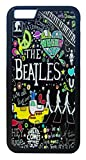 【The Beatles】ザ・ビートルズ タイトルイラスト iPhone6/ iPhone6s ハードカバー [並行輸入品]