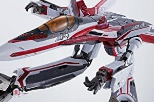 DX超合金 マクロスデルタ VF-31Cジークフリード (ミラージュ・ファリーナ・ジーナス機) 約260mm ダイキャスト&ABS&PVC製 塗装済み可動フィギュア
