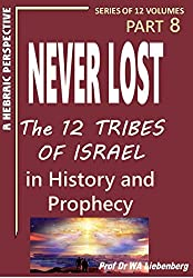 Never Lost: The Twelve Tribes of Israel: Mysteries in History and Prophecy! Book 8 (English Edition)