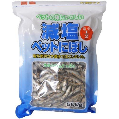 フジサワ 減塩ペットにぼし 500g