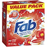 Fab Laundry Powder, Sunshine Fresh, 4Kg