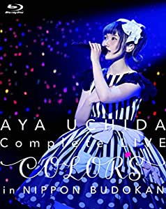 AYA UCHIDA Complete LIVE ~COLORS~ in 日本武道館 [Blu-ray]