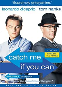 [北米版DVD リージョンコード1] CATCH ME IF YOU CAN / (DOL DTS RPKG WS SEN)