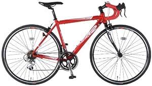 K2(ケーツー) MACH 2.0 ロードバイク Mサイズ アルミフレーム 14speed RED
