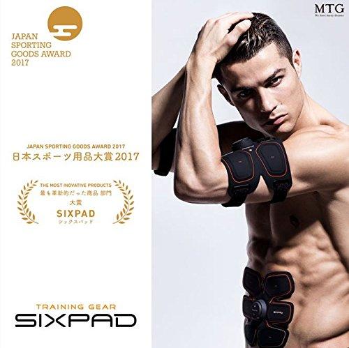 シックスパッド アブズフィット2 SIXPAD Abs Fit2 4枚目のサムネイル