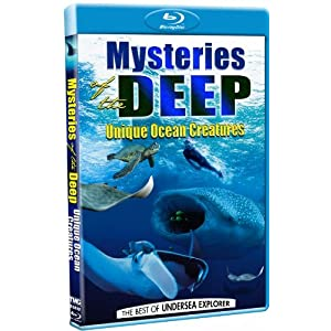 Mysteries of the Deep: Unique Ocean Creatures [Blu-ray] [Import]