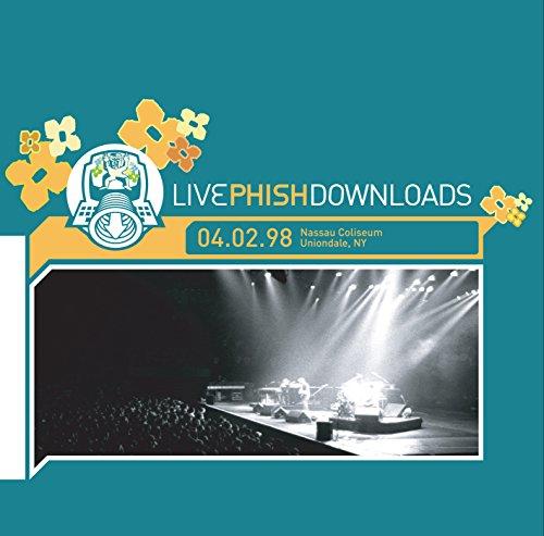 4/2/98 Nassau Coliseum Uniondale Ny