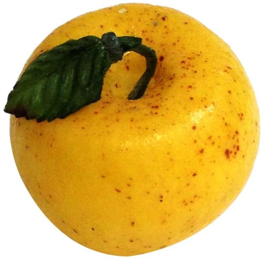 例おもてなしカセットニミティッドフルーツキャンドル ジャパニーズペアー ミディアム