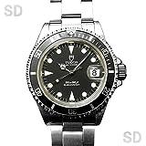 [チュードル]TUDOR腕時計 サブマリーナー ブラック/ブラックベゼル Ref:79090 メンズ [中古] [並行輸入品]