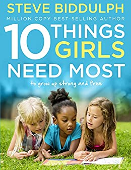amazon 10 things girls need most to grow up strong and free