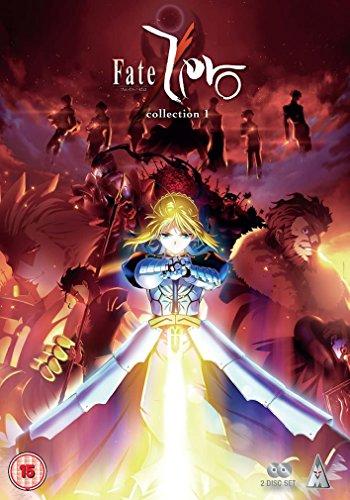 Fate/Zero 第1期 コンプリート DVD-BOX (全13話, 350分) フェイト/ゼロ 虚淵玄 / TYPE-MOON アニメ [DVD] [Import] [PAL, 再生環境をご確認ください]