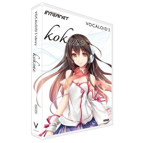 インターネット VOCALOID3 Library kokone