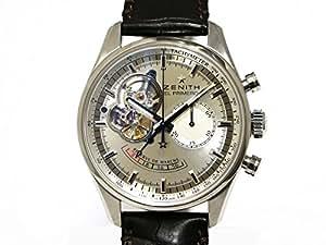 ゼニス エルプリメロ クロノマスターオープン パワーリザーブ 03.2080.4021/01.C494 シルバー文字盤 メンズ 腕時計 新品 [並行輸入品]
