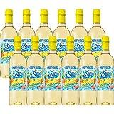 サントリー 氷と楽しむ無添加ワイン サンシャインフルーツ [ 白ワイン 甘口 日本 720ml×12本 ]