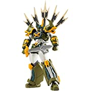 Vulcanlog(ヴァルカン-ログ)008 戦国魔神ゴーショーグン 〜リアルフォームver.〜(宮沢模型流通限定)