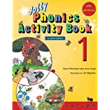 Jolly Phonics Activity Book 1 (in Print Letters)