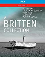 Britten Collection/ [Blu-ray]