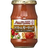 カゴメ アンナマンマ トマト&ガーリック 330g