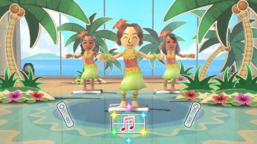 『Wii Fit U バランスWiiボード (シロ) + フィットメーター (ミドリ) セット - Wii U』の8枚目の画像