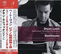 Piano Concerto, 4, : Lazic(P) Tognetti / Australian Co +piano Sonata, 14, 31,