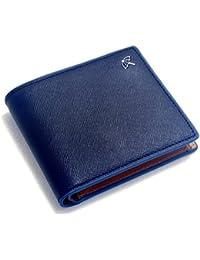 永遠のベストセラー!ゴルファーのための牛革二つ折り財布 [ アーノルドパーマー0391 ] 誕生日プレゼント メンズ 財布 (ネイビー)