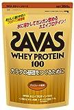 ザバス ホエイプロテイン100チョコレート風味 350g
