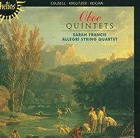 Oboe Quintets
