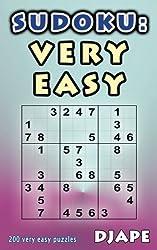 Sudoku: Very Easy: 200 very easy puzzles
