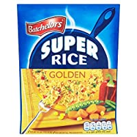 Batchelors Super Rice Golden (120g) Batchelorsスーパーライスゴールデン( 120グラム)