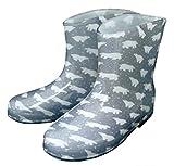 かわいい 長靴 キッズ レインブーツ シロクマ S 約 16 cm 99023