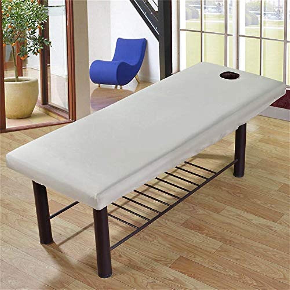 ギャップ足音比較的Profeel 美容院のマッサージ療法のベッドのための柔らかいSoliod色の長方形のマットレス