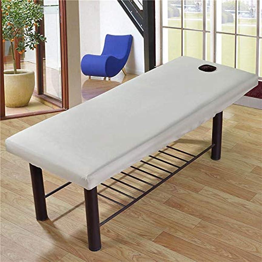 オデュッセウス詩ハンサムProfeel 美容院のマッサージ療法のベッドのための柔らかいSoliod色の長方形のマットレス