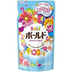 ボールド 洗濯洗剤 液体 香りのサプリインジェル