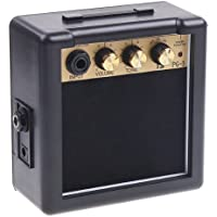 ammoon エレキギターアンプ ボリュームトーンコントロール スピーカー アンプ エレキギター ギター対応 PG-3