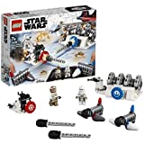 LEGO Star Wars: The Empire Strikes Back Action Battle Hoth Generator Attack 75239 Building Kit