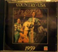 Country U.S.A. 1959 by Various Artists (1989-05-03)