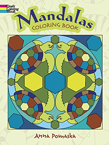 Download Mandalas Coloring Book (Dover Coloring Books for Children) 0486779599