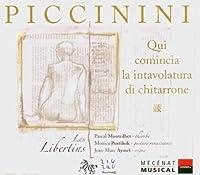 Piccinini: Tablature for Lute