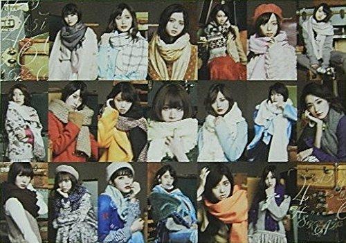 乃木坂46 サヨナラの意味 HMV特典 ポストカレンダー