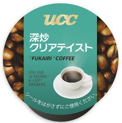 ブリュースター UCC 深炒クリアテイスト 7.5g×12個