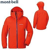 mont-bell(モンベル) ストームパーカ M'S サンセットオレンジ L #1102478