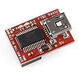 FT232RL搭載小型USB-シリアルアダプタ 5V